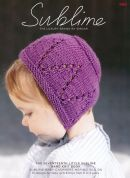 Sublime The Seventeenth Little Sublime Hand Knit Book 688 Knitting Pattern Book  DK