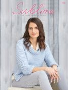 Sublime The First Sublime Lola Design Book 703 Knitting Pattern Book  Super Chunky
