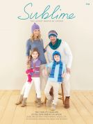 Sublime The Twelfth Extra Fine Merino Book 714 Knitting Pattern Book  DK