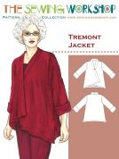 The Sewing Workshop Ladies Sewing Pattern Tremont Jacket