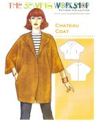 The Sewing Workshop Sewing Pattern Chateau Coat