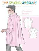 The Sewing Workshop Sewing Pattern Frankie Shirt