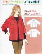 The Sewing Workshop Sewing Pattern Stafford Jacket