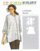 The Sewing Workshop Sewing Pattern London Shirt