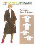 The Sewing Workshop Sewing Pattern Flatiron Coat & Jacket