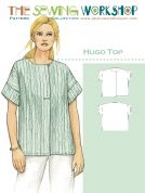 The Sewing Workshop Sewing Pattern Hugo Top