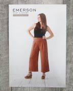 True Bias Sewing Pattern Emerson Pants & Shorts