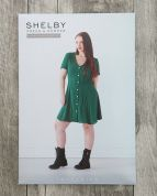 True Bias Sewing Pattern Shelby Dress & Romper
