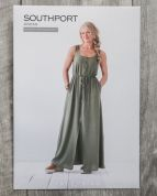 True Bias Sewing Pattern Southport Dress