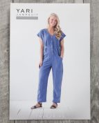 True Bias Sewing Pattern Yari Jumpsuit