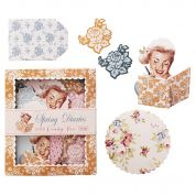 Tilda Spring Diaries Candy Box Decoupage Set