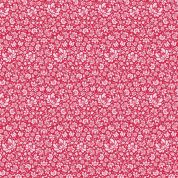 Tilda Sigrid Cotton Poplin Fabric  Red