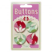 Tilda Fabric Covered Buttons