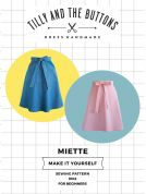 Tilly and the Buttons Ladies Easy Sewing Pattern Miette Skirt