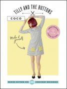 Tilly and the Buttons Ladies Easy Sewing Pattern Coco Top & Dress
