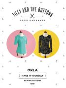 Tilly and the Buttons Ladies Sewing Pattern Orla Shift Top