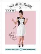 Tilly and the Buttons Ladies Sewing Pattern Zadie Dress