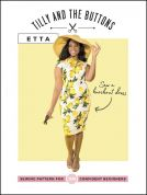 Tilly and the Buttons Ladies Sewing Pattern Etta Dress