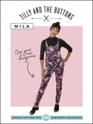 Tilly and the Buttons Ladies Sewing Pattern Mila Dungarees