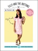 Tilly and the Buttons Sewing Pattern Stevie Dress & Top