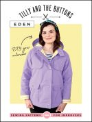 Tilly and the Buttons Sewing Pattern Eden Coat