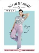 Tilly and the Buttons Sewing Pattern Jessa Trousers & Shirts