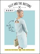 Tilly and the Buttons Sewing Pattern Romy Top & Dress