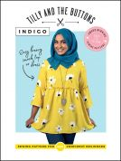 Tilly and the Buttons Sewing Pattern Indigo Smock Top & Dress