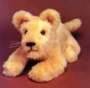 Minicraft Cuddly Soft Toy Making Kit Lion Cub