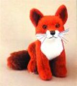 Minicraft Cuddly Soft Toy Making Kit Fox Cub