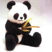 Minicraft Cuddly Soft Toy Making Kit Panda