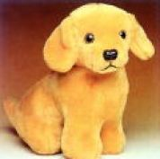 Minicraft Cuddly Soft Toy Making Kit Puppy