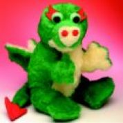 Minicraft Cuddly Soft Toy Making Kit Dragon