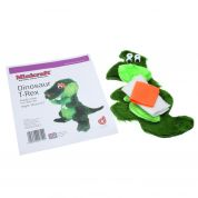 Minicraft Big Softie Soft Toy Making Kit T Rex Dinosaur