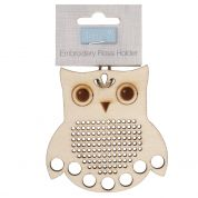 Trimits Embroidery Floss Holder Owl
