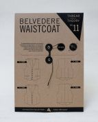 Thread Theory Sewing Pattern Belvedere Waistcoat