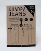 Thread Theory Sewing Pattern Quadra Jeans