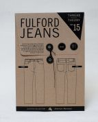 Thread Theory Sewing Pattern Fulford Jeans