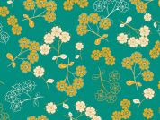 Art Gallery Fabrics Geisha Bliss Cotton Lawn Dress Fabric
