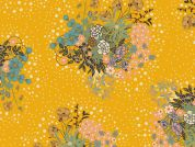 Art Gallery Fabrics Praline Honey Cotton Lawn Dress Fabric