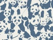 Art Gallery Fabrics Pandalings Pod Night Cotton Lawn Dress Fabric