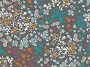 Art Gallery Fabrics Floret Stains Mulberry Cotton Voile Dress Fabric