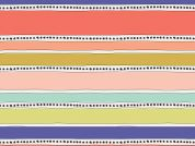 Art Gallery Fabrics Mobius Stripe Warm Cotton Lawn Dress Fabric