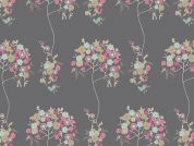 Art Gallery Fabrics Tree Fleur Sombre Cotton Voile Dress Fabric