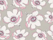 Art Gallery Fabrics Plummet Magnolia Cotton Lawn Dress Fabric