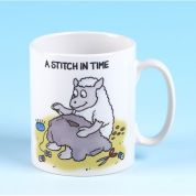 Vanessa Bee A Stitch in Time Sewing Mug