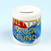 Vanessa Bee Knitting Wool Fund Money Bank