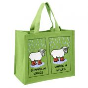 Vanessa Bee Weather in Wales Jute Bag