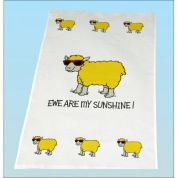 Vanessa Bee Ewe Are My Sunshine Tea Towel