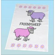 Vanessa Bee Friendsheep Tea Towel